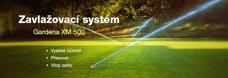 Zahradní systémy banner